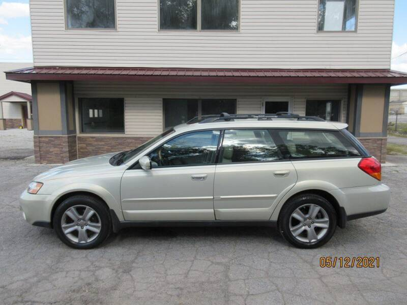 2005 Subaru Outback for sale at Settle Auto Sales TAYLOR ST. in Fort Wayne IN