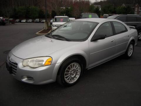 2004 Chrysler Sebring for sale at 1-2-3 AUTO SALES, LLC in Branchville NJ
