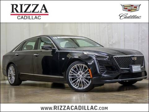 2019 Cadillac CT6 for sale at Rizza Buick GMC Cadillac in Tinley Park IL