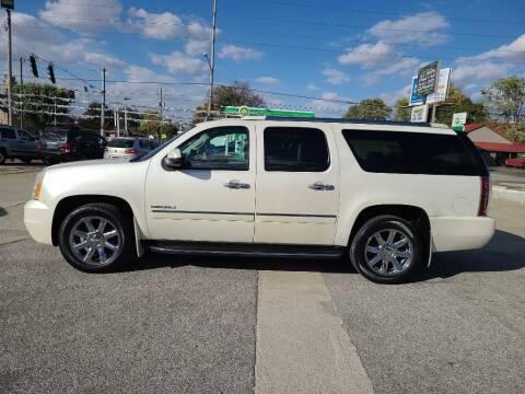 2011 GMC Yukon XL for sale at Bob Boruff Auto Sales in Kokomo IN