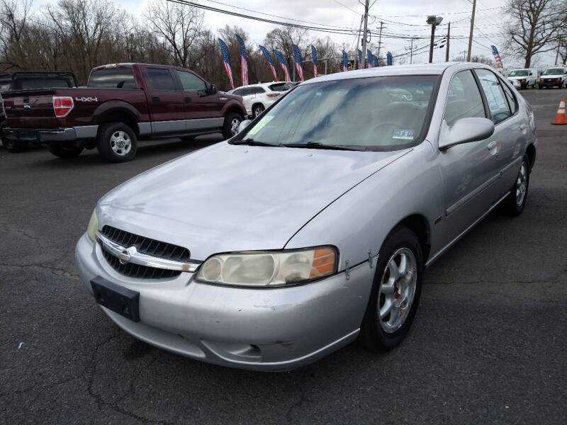 2001 Nissan Altima for sale at P J McCafferty Inc in Langhorne PA