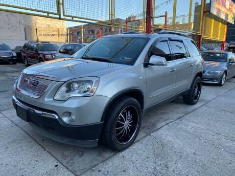 2008 GMC Acadia for sale at Raceway Motors Inc in Brooklyn NY
