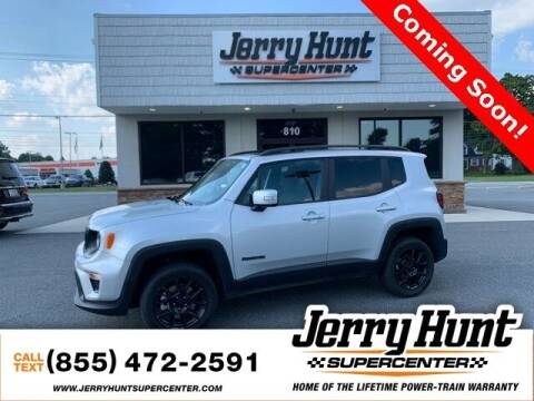 2019 Jeep Renegade for sale at Jerry Hunt Supercenter in Lexington NC