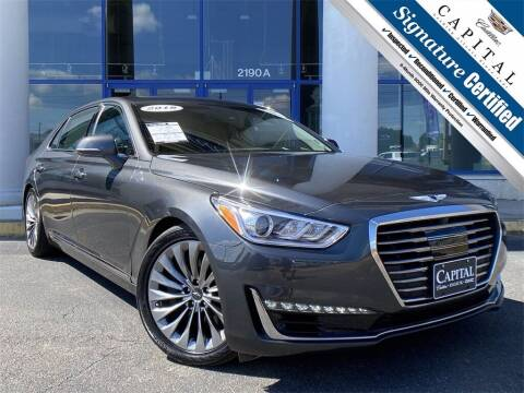 2018 Genesis G90 for sale at Southern Auto Solutions - Capital Cadillac in Marietta GA