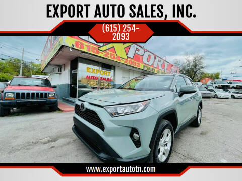 2020 Toyota RAV4 for sale at EXPORT AUTO SALES, INC. in Nashville TN
