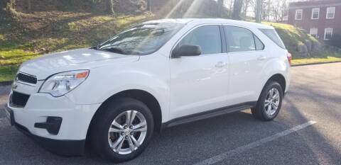 2013 Chevrolet Equinox for sale at Thompson Auto Sales Inc in Knoxville TN