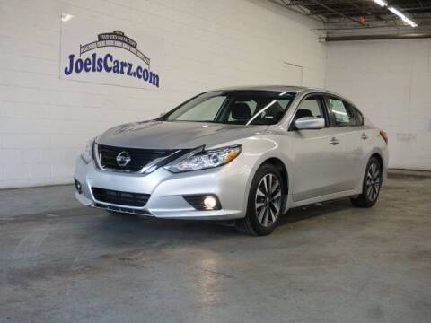 2017 Nissan Altima for sale at JOELSCARZ.COM in Flushing MI