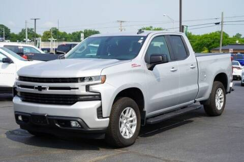 2019 Chevrolet Silverado 1500 for sale at Preferred Auto Fort Wayne in Fort Wayne IN