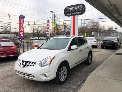 2012 Nissan Rogue for sale at i3Motors in Baltimore MD