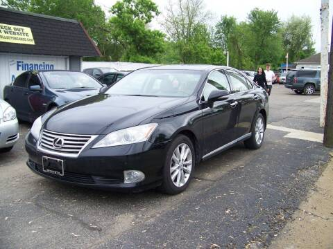2010 Lexus ES 350 for sale at Collector Car Co in Zanesville OH