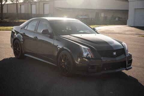 2012 Cadillac CTS-V for sale at Exquisite Auto in Sarasota FL