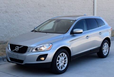 2010 Volvo XC60 for sale at Raleigh Auto Inc. in Raleigh NC