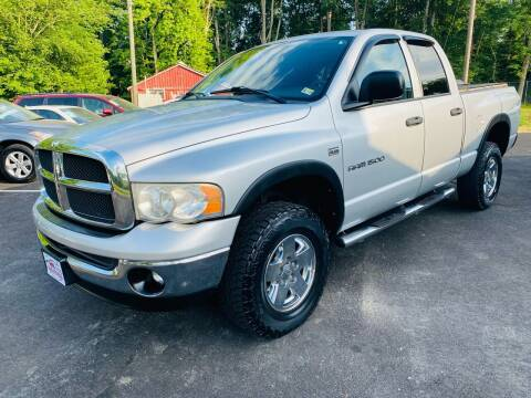2005 Dodge Ram Pickup 1500 for sale at MBL Auto Woodford in Woodford VA