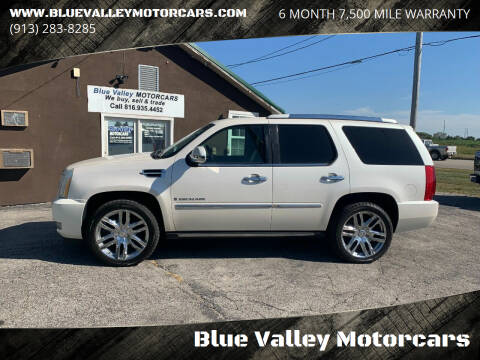 2009 Cadillac Escalade for sale at Blue Valley Motorcars in Stilwell KS