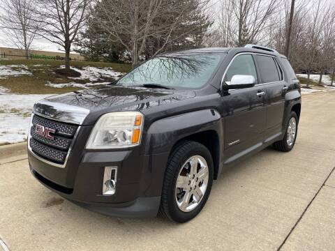 2013 GMC Terrain for sale at Western Star Auto Sales in Chicago IL