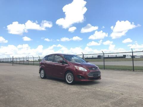 2015 Ford C-MAX Hybrid for sale at Car Maverick in Addison TX