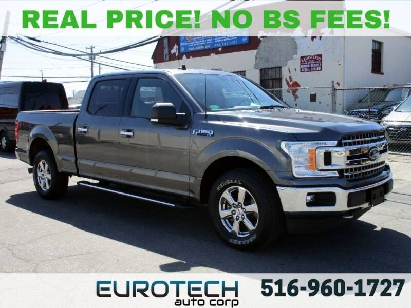 2019 Ford F-150 for sale at EUROTECH AUTO CORP in Island Park NY