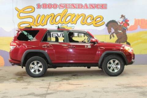 2010 Toyota 4Runner for sale at Sundance Chevrolet in Grand Ledge MI