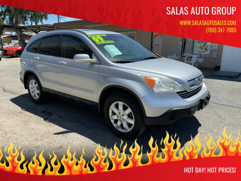 2009 Honda CR-V for sale at Salas Auto Group in Indio CA