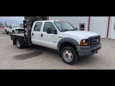 2007 Ford F-450 Super Duty for sale at Shamrock Group LLC #1 in Pleasant Grove UT