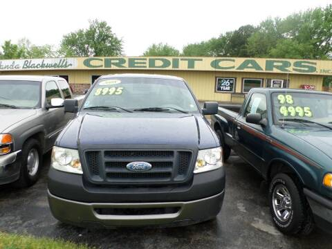 2008 Ford F-150 for sale at Credit Cars of NWA in Bentonville AR