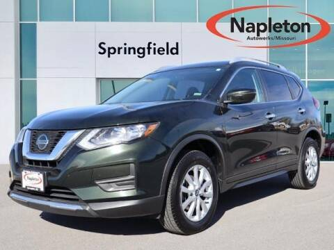 2018 Nissan Rogue for sale at Napleton Autowerks in Springfield MO