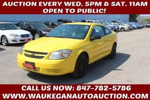 2009 Chevrolet Cobalt for sale at Waukegan Auto Auction in Waukegan IL