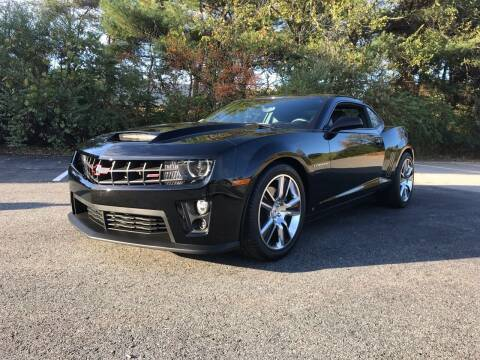 2010 Chevrolet Camaro for sale at Clair Classics in Westford MA