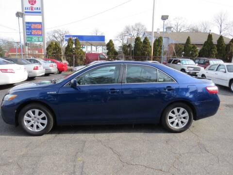 2008 Toyota Camry Hybrid for sale at Jerry Morese Auto Sales LLC in Springfield NJ