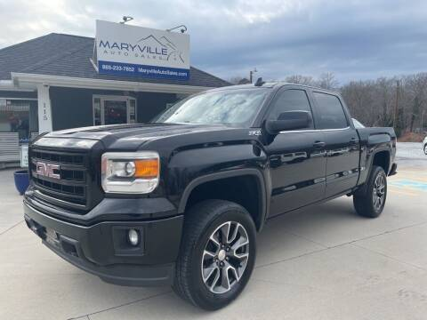 2016 GMC Sierra 1500 for sale at Maryville Auto Sales in Maryville TN