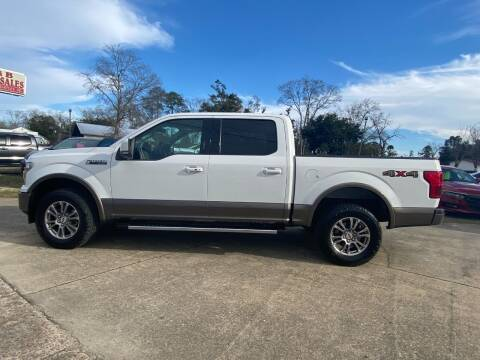 2019 Ford F-150 for sale at A & B Auto Sales of Chipley in Chipley FL