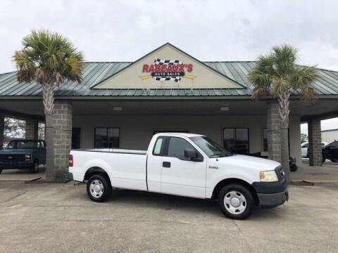 2006 Ford F-150 for sale at Rabeaux's Auto Sales in Lafayette LA