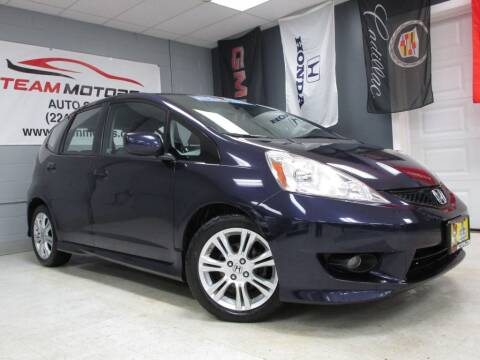 2009 Honda Fit for sale at TEAM MOTORS LLC in East Dundee IL