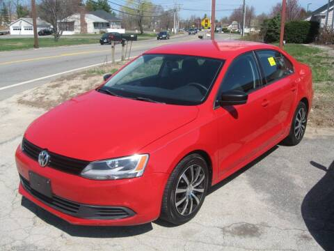 2011 Volkswagen Jetta for sale at Joks Auto Sales & SVC INC in Hudson NH
