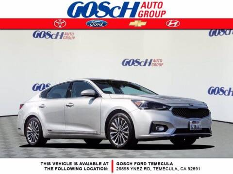 2017 Kia Cadenza for sale at BILLY D SELLS CARS! in Temecula CA