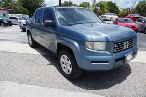 2008 Honda Ridgeline for sale at J Linn Motors in Clearwater FL