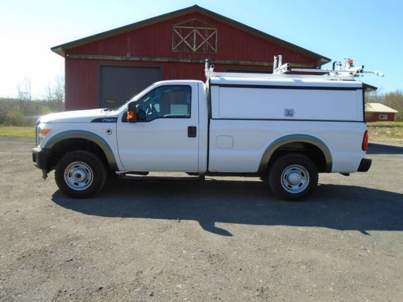 2013 Ford F-250 Super Duty for sale at Celtic Cycles in Voorheesville NY
