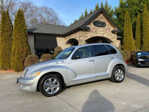 2004 Chrysler PT Cruiser for sale at Hoyle Auto Sales in Taylorsville NC