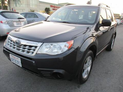 2011 Subaru Forester for sale at Car House in San Mateo CA
