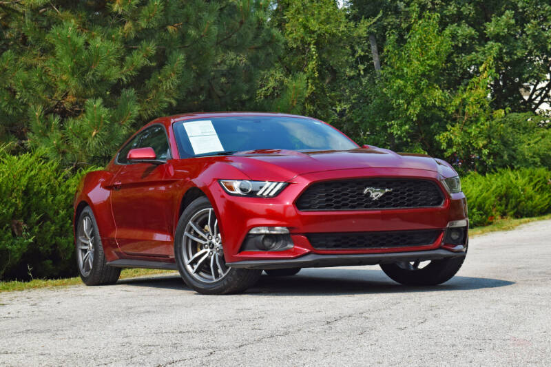 2016 Ford Mustang for sale at Rosedale Auto Sales Incorporated in Kansas City KS