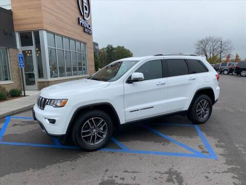 2017 Jeep Grand Cherokee for sale at PRINCE MOTORS in Hudsonville MI