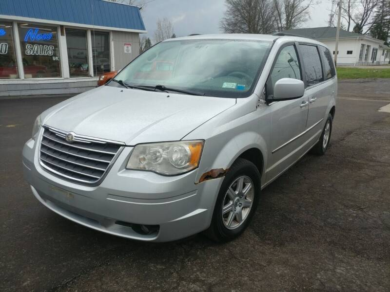2010 Chrysler Town and Country for sale at RIDE NOW AUTO SALES INC in Medina OH