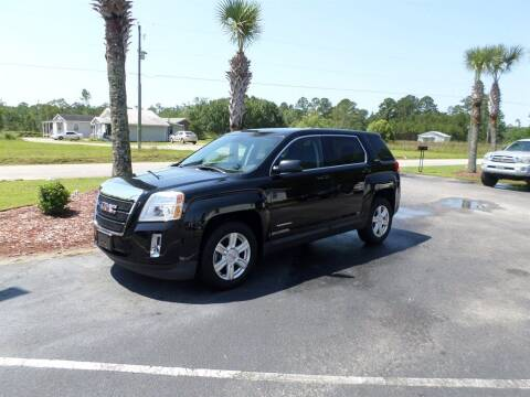 2015 GMC Terrain for sale at First Choice Auto Inc in Little River SC