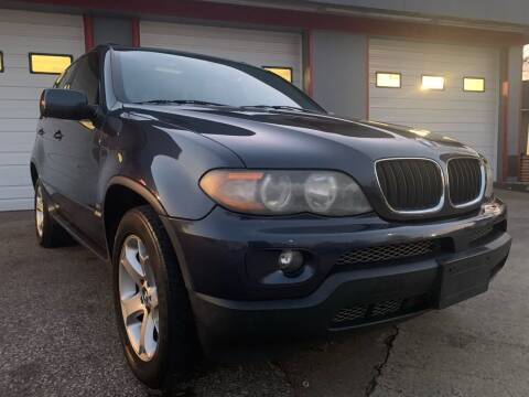 2005 BMW X5 for sale at P.G.P. Exotic Auto Sales Inc. in Owensboro KY