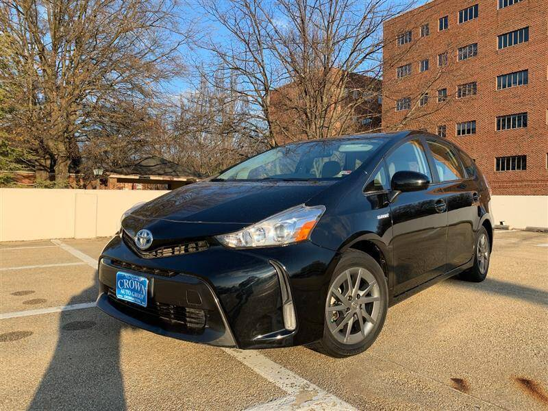 2015 Toyota Prius v for sale at Crown Auto Group in Falls Church VA