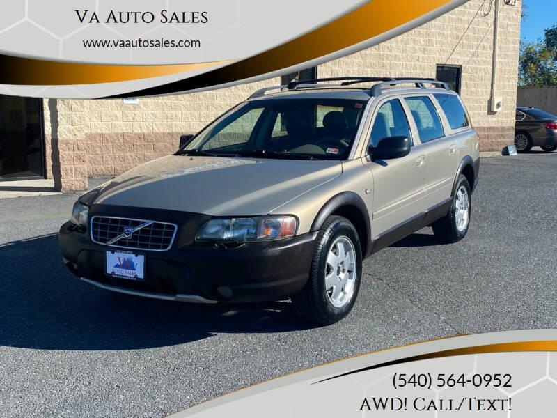 2003 Volvo XC70 for sale at Va Auto Sales in Harrisonburg VA