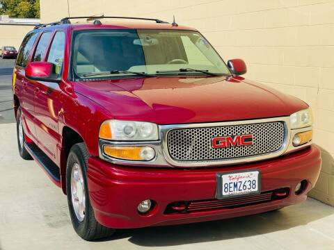 2004 GMC Yukon XL for sale at Auto Zoom 916 Rancho Cordova in Rancho Cordova CA