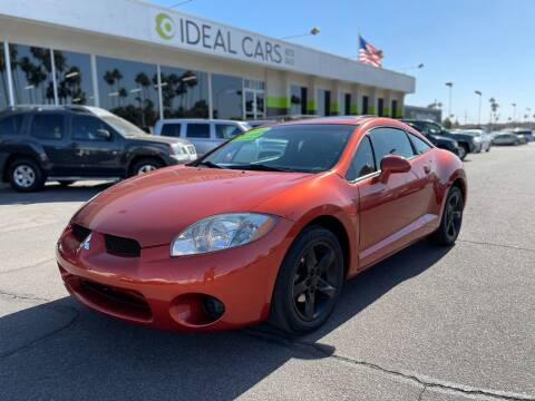 2006 Mitsubishi Eclipse for sale at Ideal Cars in Mesa AZ