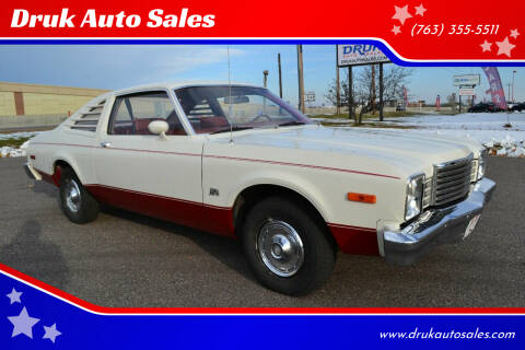 1978 Dodge Aspen for sale at Druk Auto Sales in Ramsey MN