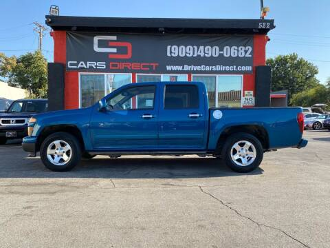 2012 Chevrolet Colorado for sale at Cars Direct in Ontario CA
